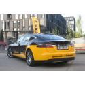 Norske Tesla-førere bidrar til dekkutvikling