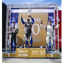 Mattias Lindberg tog tredje raka på Ahvenisto i V8 Thunder Cars