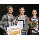 Folkungaskolan, Linköping, vann Future City Uppsats 2015/2016
