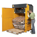 Cardboard Balers Machine  Advice