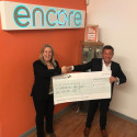 The Sick Children's Trust receives £6k boost from Encore partnership