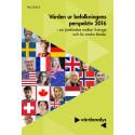 Vården ur befolkningens perspektiv 2016 – en jämförelse mellan Sverige och tio andra länder