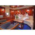 Spa with manicure, pedicure and massage
