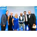 Eye-catching Vision Van scores third award win of the year