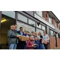 Food bank set up in Bury following public vote