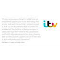Custom development work for ITV on marketing campaign management system