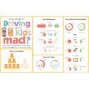 Äidit ja isät tekevät lapset hulluiksi automatkoilla, selviää Fordin kyselystä: kammottavat laulut, nenän kaivelu ja kiroilu aiheuttavat eniten valitusta