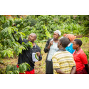 Hanns R. Neumann Stiftung implements new project for coffee farmers in Uganda with the Benckiser Stiftung Zukunft