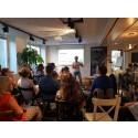Lyckad Workshop på EpiCenter i Stockholm