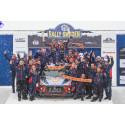 Hyundai Motorsport vinner Rally Sweden