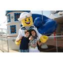 MSC Cruises lanserer LEGO-cruise