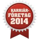 Matrisen utsett till ett av Sveriges bästa karriärföretag