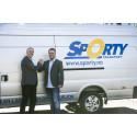 Sporty Transport konsoliderer – med Best Transport AB!