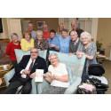 Retired Bury detective and dinner lady celebrate diamond wedding anniversary