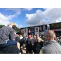 Hundredvis af håndværkere helt tæt på Cph. Historic Grand Prix