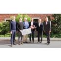 2 Mkr till Salipro Biotech – vinnare av Ingemar Croon Award