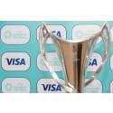 Visa skriver banbrytande damfotbollsavtal med UEFA