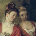 imagineear to build and deliver multimedia interpretation for 'Antoine Watteau, The Music Lesson' for BOZAR, Brussels