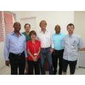 Rehabcenter i Haiti har nu invigts