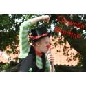 Pressinbjudan: Clownen Martino bjuder på föreställning i Hagby