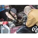 Verktygsboden firar påsk på Skandinaviens största bil- och MC-mässa