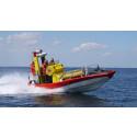 Tetra Laval donerar räddningsbåt till Falsterbokanalen - Carina Wutzler namnger på söndag