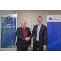 Umeå universitet och Region Västerbotten fördjupar samarbetet