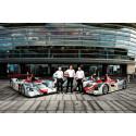 Audi har originale Le Mans vinderbiler med til CHGP