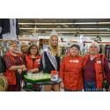 Miss World Sweden gör insamling för utsatta barn