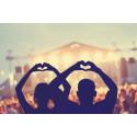 Rusning till sommaren festivalraket Split