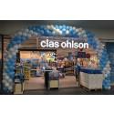 Clas Ohlson kasvaa ja tekee hyvää tulosta - 37. myymälä avattu Ainoaan