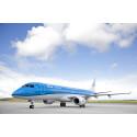 Fler avgångar med KLM från Linköping City Airport!