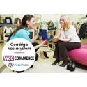 Quadrigas Kassasystem integrerat med WooCommerce