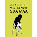 Omslag: Min kompis Gunnar av Nina Hemmingsson