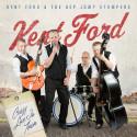 Kent Ford & The Hep Jump Stompers släpper debutplatta 12 Juni