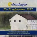 Boka datumen redan nu för Intradagarna 2017 - 25-26 september