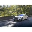 Ladbar luksus: Mercedes-Benz S 560 e med norske priser