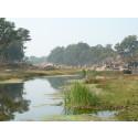 Fyndplatsen Chitrakoot, Indien