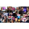 NY SINGEL. ECLIPSE premiärspelade nya singeln på online-gig - och rördes till tårar av fansens glädje