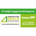 Yrkes-SM - Sveriges JOBBigaste evenemang!