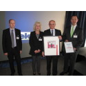 Lesjöfors company Centrum B worldwide spring supplier to Kiekert
