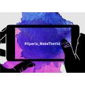 Kim Cesarion letar efter musikvideotalanger på Instagram för sin nästa video