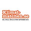 Nu bjuds idrottande barn och unga in till tävlingen Klimatmatchen 2013