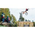 Flygande cyklar när världseliten intar Motala
