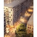 ED tecknar nytt avtal med Magnolia Bostad om 136 lägenheter
