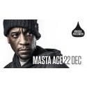 Masta Ace (US) till Sverige för exklusiv livespelning