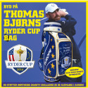 Thomas Bjørns Ryder Cup bag på auktion