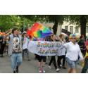 Eskilstuna pastorat deltar i årets Springpride