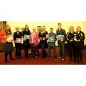 Bury's sporting heroes honoured at annual awards