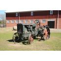 Pressinbjudan: Traktorernas historia visas i ny utställning på Odalmannens museum